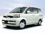 photo Car Toyota Voxy
