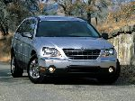 photo Car Chrysler Pacifica