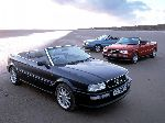 photo Car Audi Cabriolet