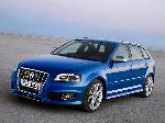 photo 19 Car Audi S3 Sportback hatchback 5-door (8V 2013 2016)