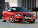photo 28 Car Audi S3 Sportback hatchback 5-door (8V 2013 2016)