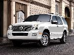 fotografie Auto Mercury Mountaineer