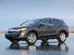 photo Car Acura RDX offroad
