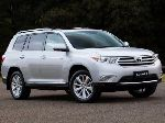 photo Car Toyota Kluger