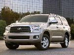 photo Car Toyota Sequoia