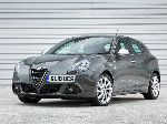 photo Car Alfa Romeo Giulietta hatchback