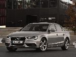 photo 1 Car Audi A4 Sedan 4-door (B8/8K 2007 2011)