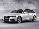 photo 1 Car Audi A4 Avant wagon 5-door (B9 2015 2017)