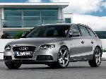 photo 9 Car Audi A4 Avant wagon 5-door (B9 2015 2017)