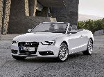 photo 1 Car Audi A5 Cabriolet (8T [restyling] 2011 2016)