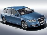 photo 15 Car Audi A6 Avant wagon 5-door (4G/C7 [restyling] 2014 2017)