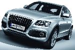 photo Car Audi Q5 offroad