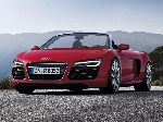 photo 2 Car Audi R8 roadster
