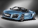 photo 10 Car Audi R8 Spyder cabriolet 2-door (1 generation 2007 2012)