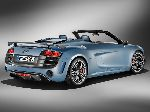 photo 14 Car Audi R8 Spyder cabriolet 2-door (1 generation 2007 2012)