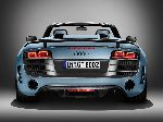 photo 15 Car Audi R8 Spyder cabriolet 2-door (1 generation 2007 2012)