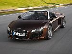 photo 3 Car Audi R8 cabriolet
