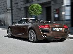 photo 2 Car Audi R8 Spyder cabriolet 2-door (1 generation 2007 2012)