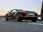 photo 3 Car Audi R8 Spyder cabriolet 2-door (1 generation 2007 2012)