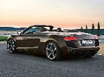 photo 5 Car Audi R8 Spyder cabriolet 2-door (1 generation 2007 2012)