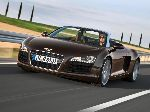 photo 6 Car Audi R8 Spyder cabriolet 2-door (1 generation 2007 2012)