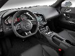 photo 15 Car Audi R8 Coupe 2-door (1 generation 2007 2012)