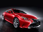 photo l'auto Lexus RC