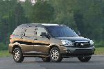 photo 2 Car Buick Rendezvous Crossover (1 generation 2002 2007)