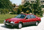 photo Car Alfa Romeo 164 Sedan (1 generation 1987 1998)