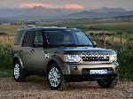 foto auto Land Rover Discovery