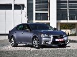 photo l'auto Lexus GS