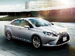 photo l'auto Lexus HS