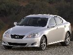 фотографија 3 Ауто Lexus IS лимузина (седан)