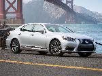 photo l'auto Lexus LS
