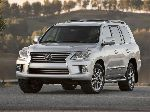 photo l'auto Lexus LX