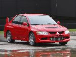 photo 11 Car Mitsubishi Lancer Evolution Sedan (IX 2005 2007)