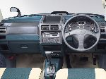 photo 7 Car Mitsubishi Pajero Mini Duke offroad 3-door (H53/58A 1998 2008)