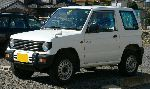 photo 8 Car Mitsubishi Pajero Mini Duke offroad 3-door (H53/58A 1998 2008)