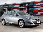 снимка 1 Кола Opel Astra Sports Tourer комби (J 2009 2015)