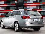 снимка 2 Кола Opel Astra Sports Tourer комби (J 2009 2015)