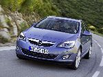 снимка 6 Кола Opel Astra Sports Tourer комби (J 2009 2015)