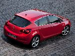 foto 23 Auto Opel Astra Hatchback 5-porte (Family/H [restyling] 2007 2015)