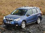 photo 1 Car Subaru Forester offroad