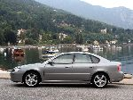 photo 10 Car Subaru Legacy Sedan (1 generation 1989 1994)