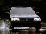 photo 29 Car Subaru Legacy Sedan (1 generation 1989 1994)