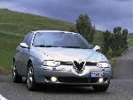 photo 1 Car Alfa Romeo 156 Sedan 4-door (932 [restyling] 2002 2007)