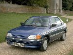 foto 6 Bil Ford Escort hatchback