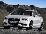 photo 2 Car Audi A3 Sedan (8V [restyling] 2016 2017)